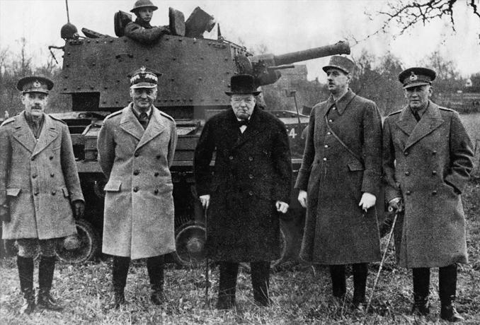 chefs de guerre bbc